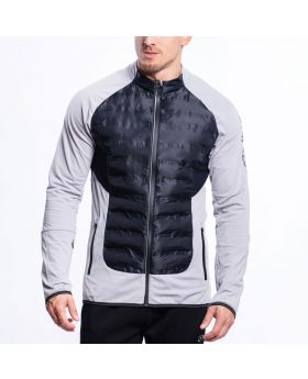 Gym Aesthetics | Ultrasonic 2.0 React Jacket for Men in Navy - previw