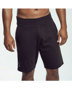 Gym Aesthetics | 9' Training Shorts for Men in Black - preview