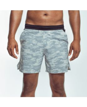 Gym Aesthetics | Sport Shorts for Men in Grey - preview
