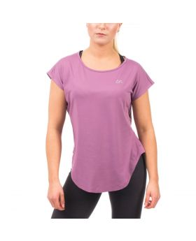 GymAesthetics Butterfly Top - Deep Black