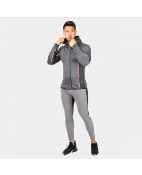 Bundle: Gym Jacke + Compression Tights