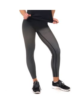 "Womens workout leggings ""Fit Shape"" in olive green"