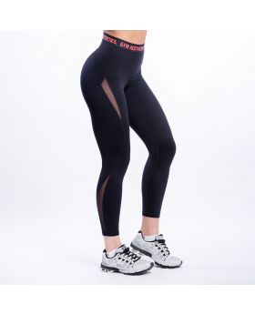 Performance Multipliziert Leggings für Damen in Schwarz - preview